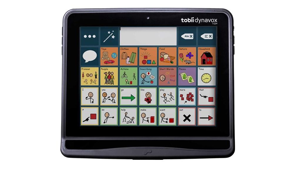 Ability Fair Vendor Spotlight: Tobii Dynavox - Bacharach ...